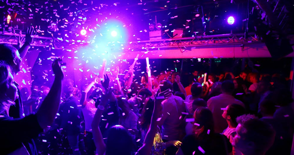 Nattklubb på Patricia i Stockholm