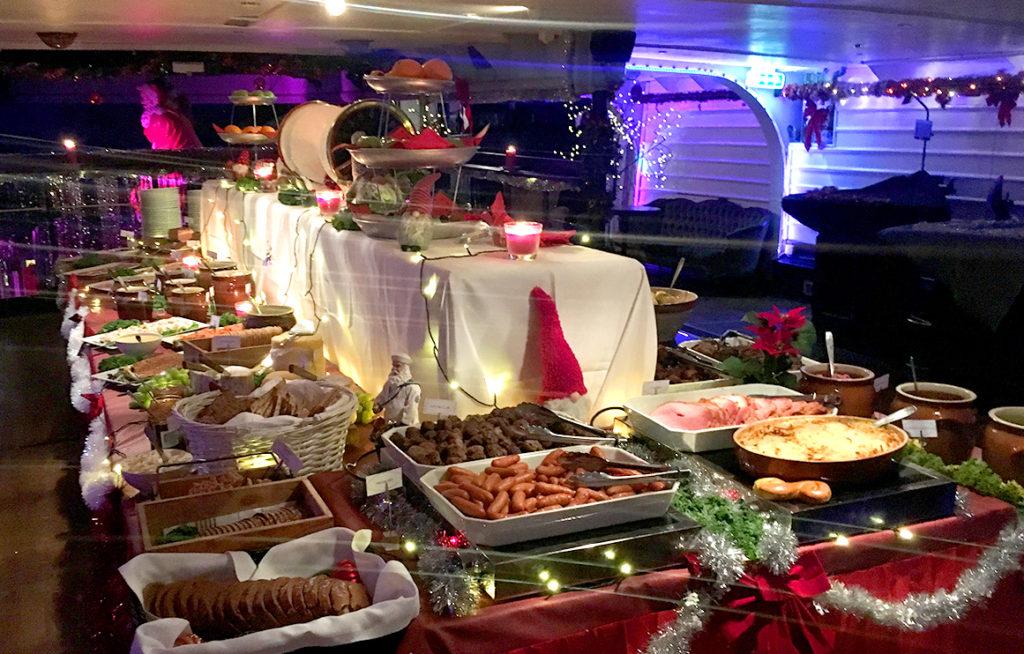Julbord på Patricia Södermalm Stockholm